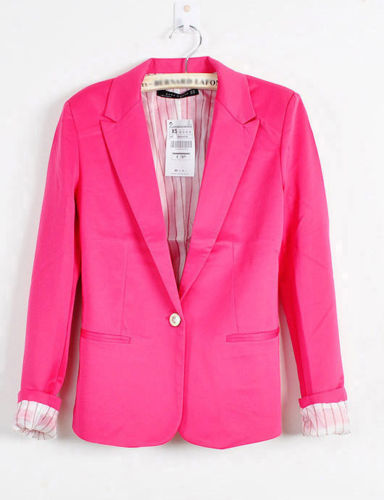 Shop our Collection of Women's Pink Blazers at ajaykumarchejarla.ml for the Latest Designer Brands & Styles. FREE SHIPPING AVAILABLE!